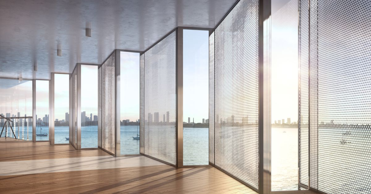 A closer look at Jean Nouvel's Monad Terrace