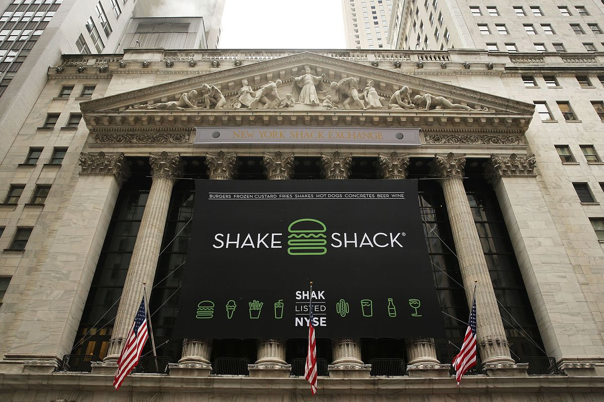 Why Shake Shack Had Its Biggest Year Ever In 2015 Eater