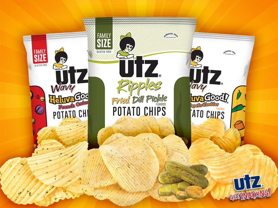 Dill Pickle Potato Chips Are The New Salt And Vinegar Eater