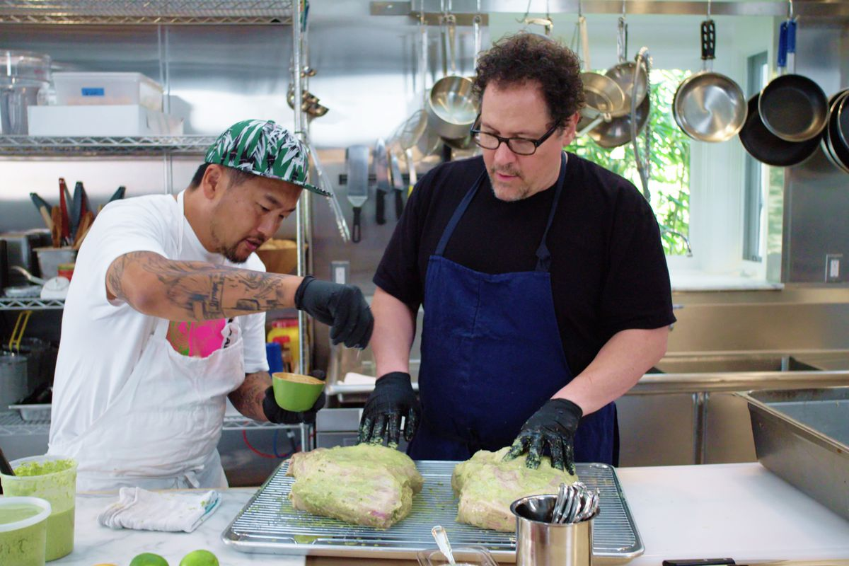 Netflix\'s The Chef Show: Behind-the-Scenes With Jon Favreau ...