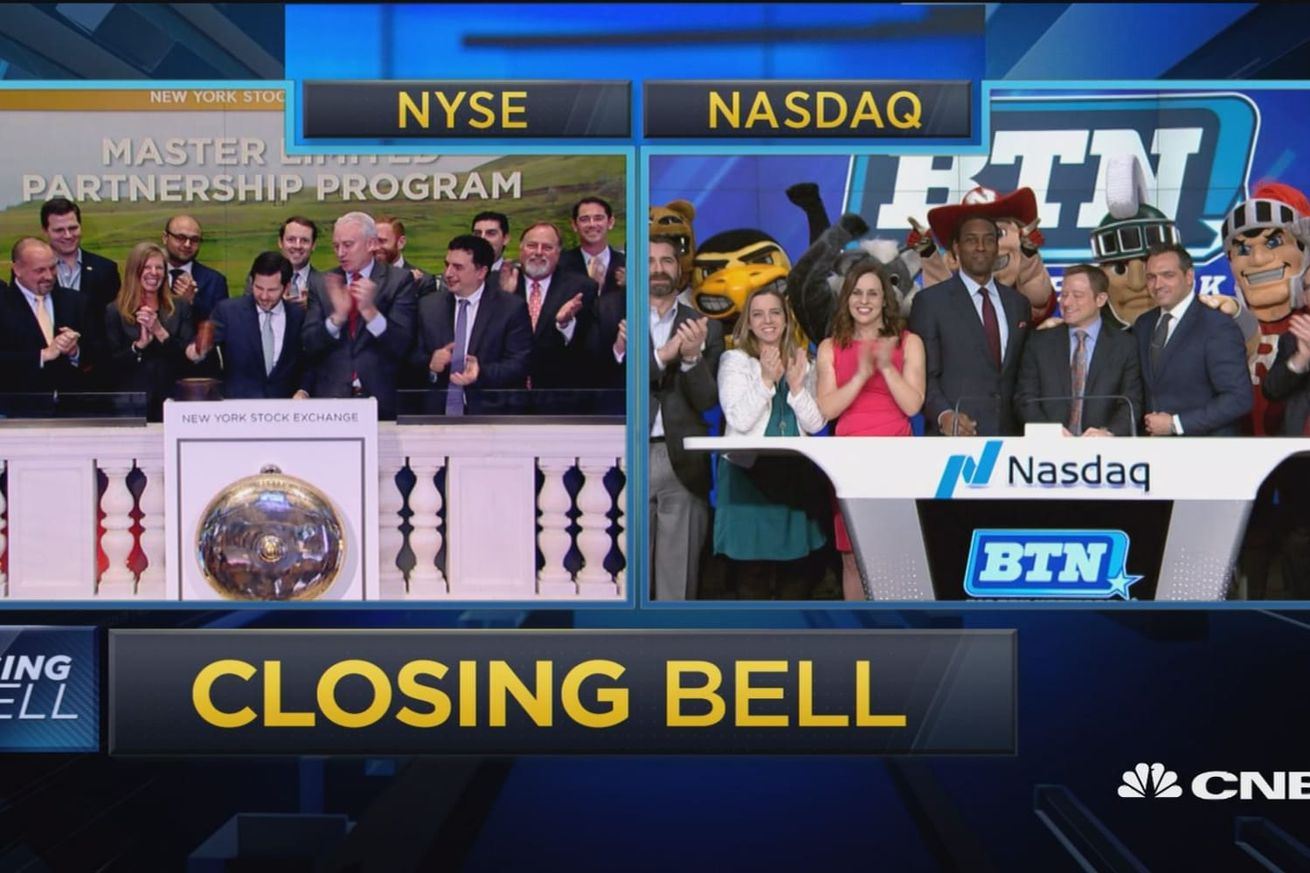 Big Ten Stock Market Game: Week 1 - Off Tackle Empire
