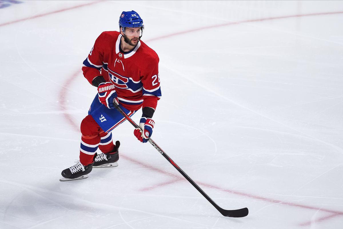 NHL: FEB 10 Coyotes at Canadiens