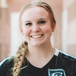 Genalyn Hardle, Copper Hills volleyball