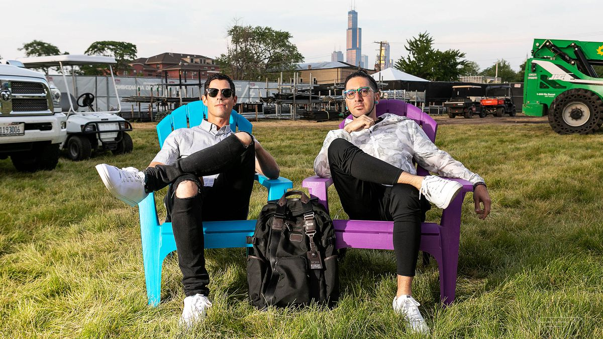 What's in your bag, Big Gigantic? - The Verge