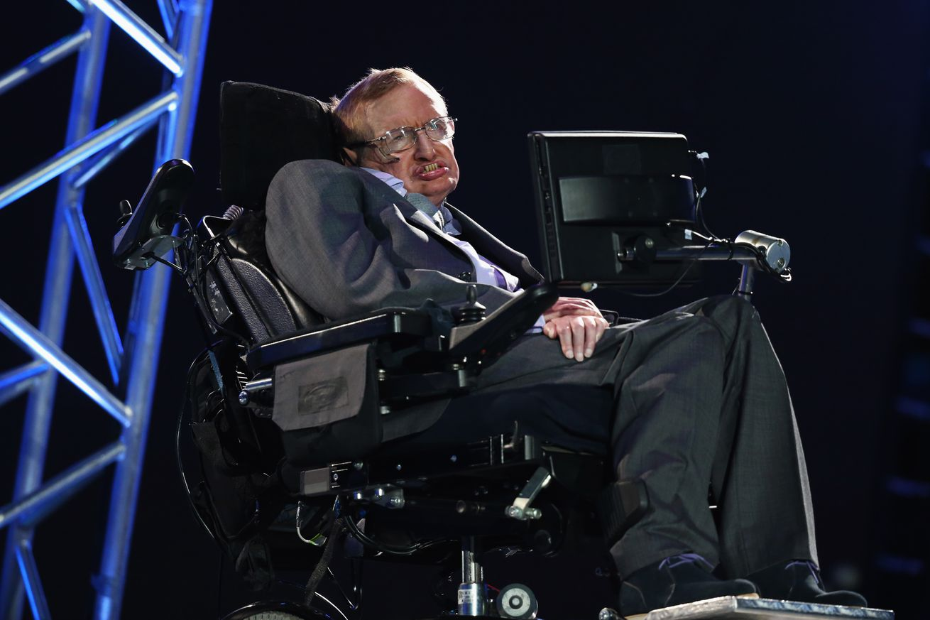 how stephen hawking s biggest achievement linked opposing worlds of physics