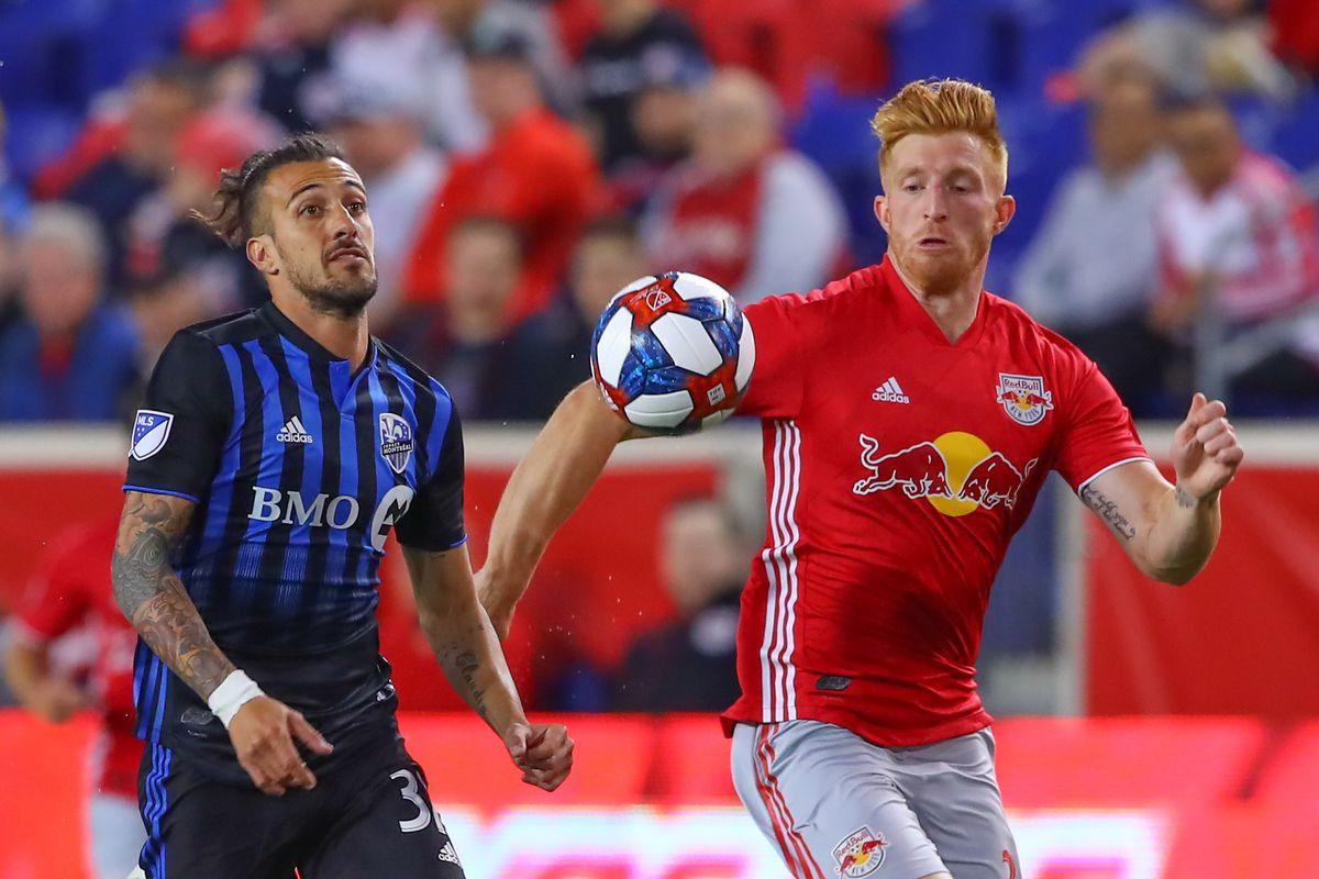 SOCCER: MAY 08 MLS - Montreal Impact at New York Red Bulls