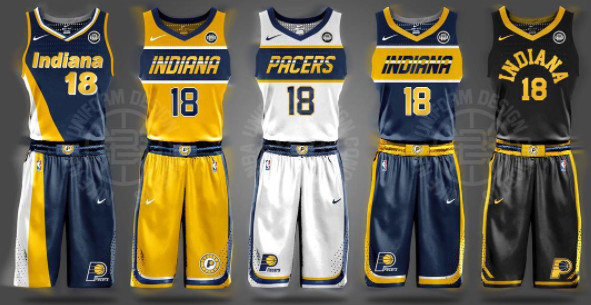 These fan-made NBA jerseys are so much better than the real ones ... 7aed342fae91