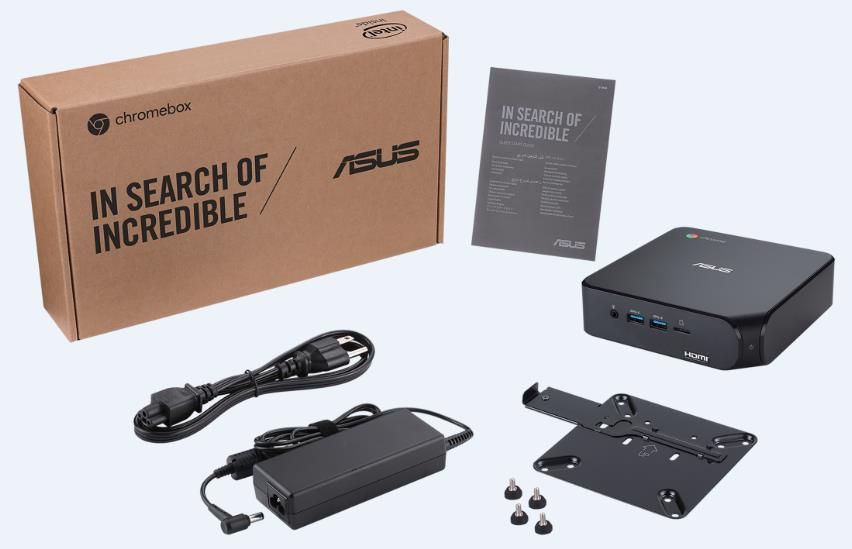 Asus announces new Chromebox 4 with 10th Gen Intel processors