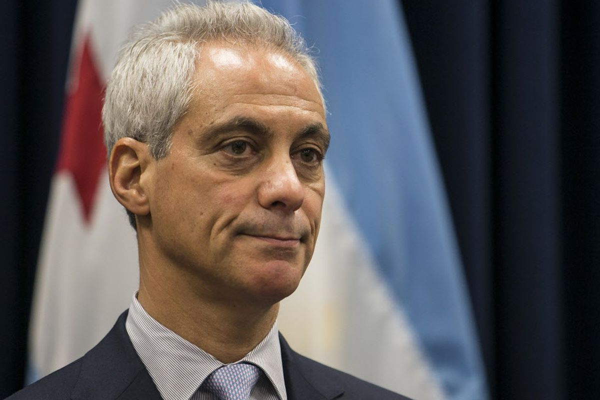 City Haul: More than a third of Chicago city workers make