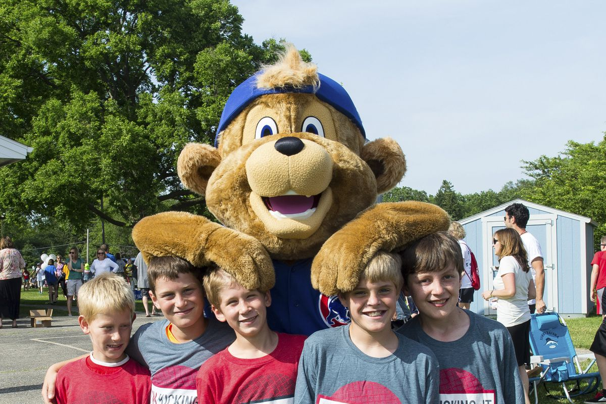 Clark the Cub has been declared the best mascot in MLB.