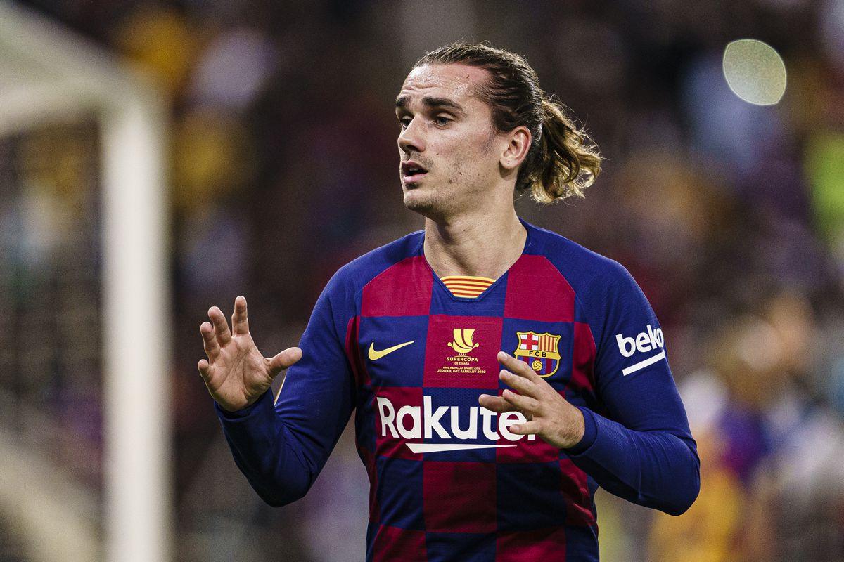 Marca Atletico Turned Down Chance To Reacquire Antoine Griezmann Into The Calderon