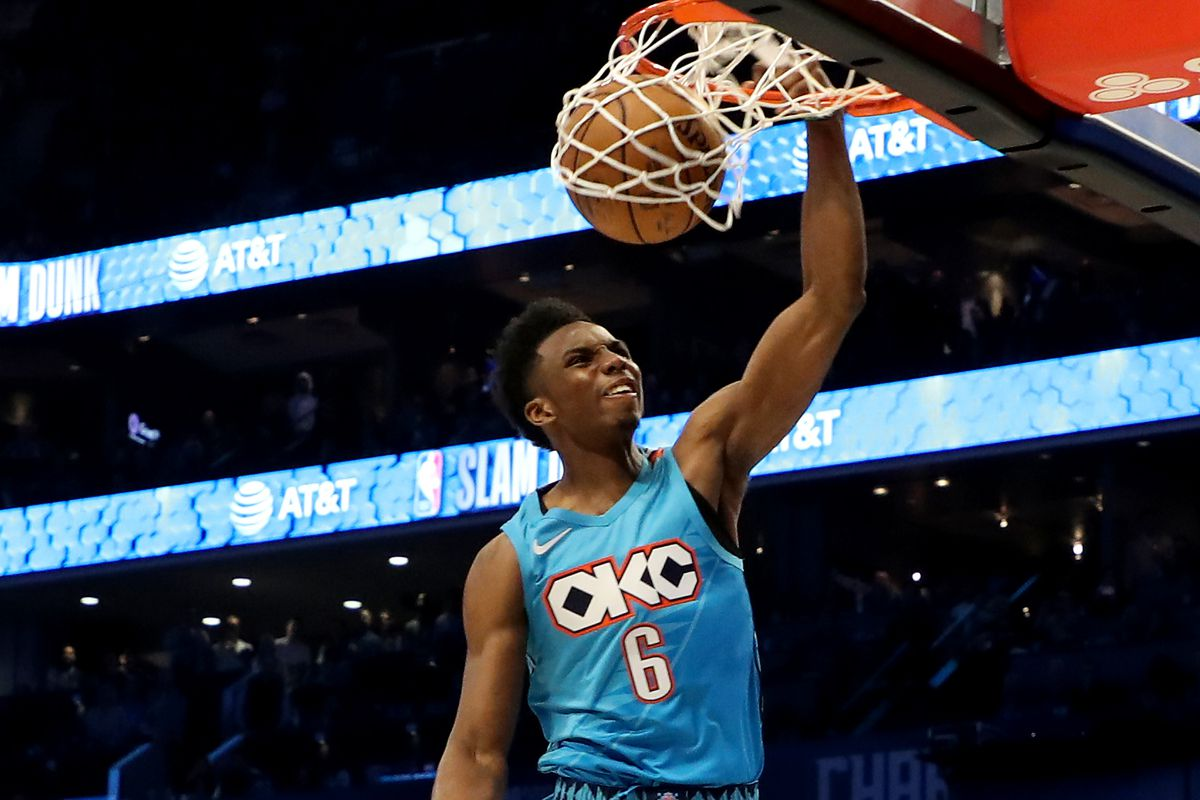 Image result for hamidou diallo dunk