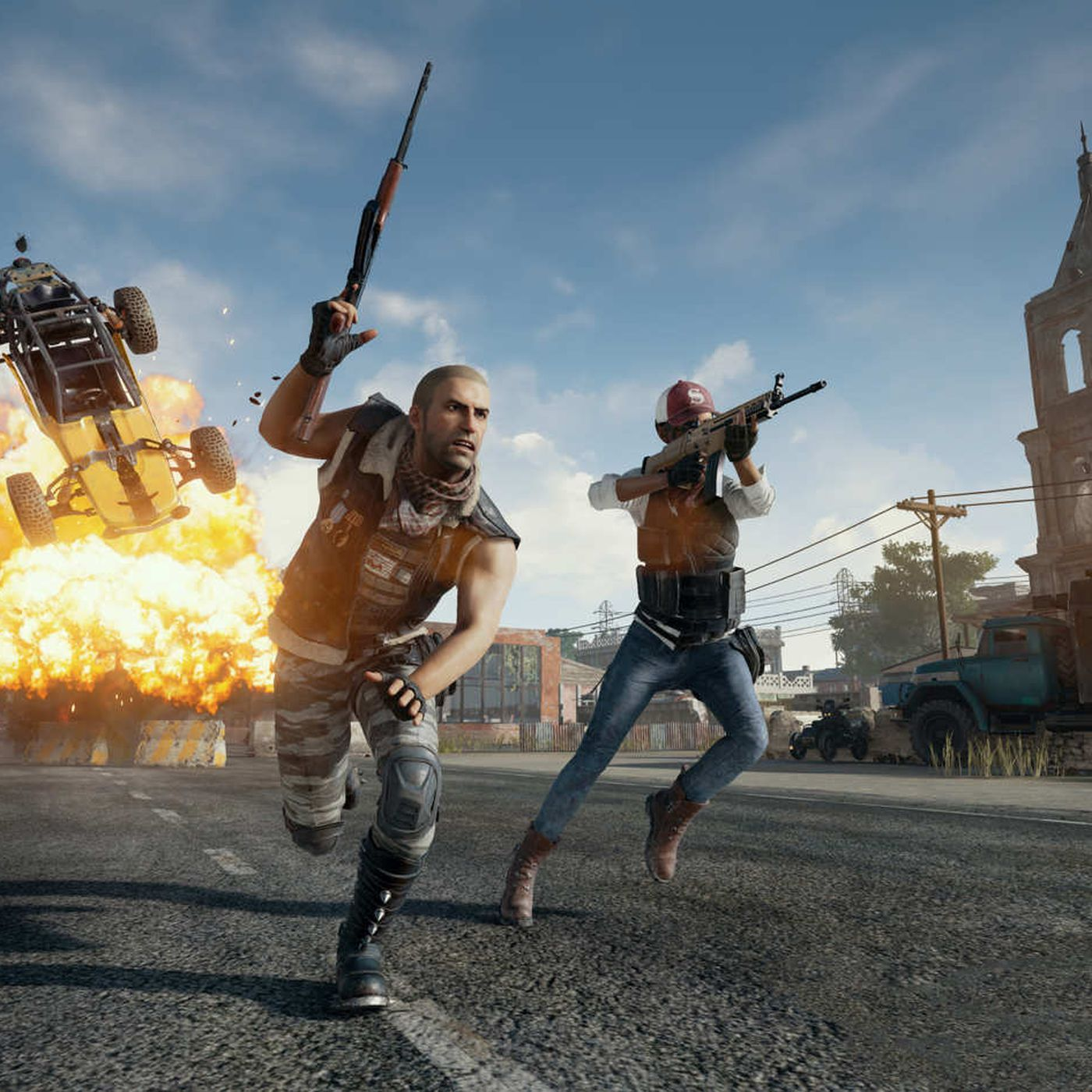 Tencent shuts down PUBG Mobile in China for patriotic