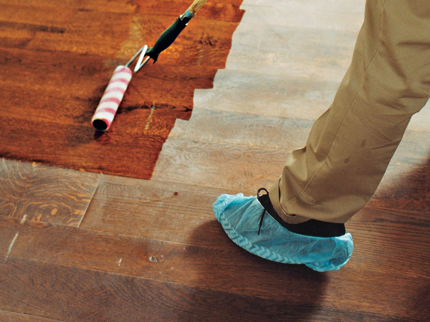 How To Refinish Hardwood Floors This Old House