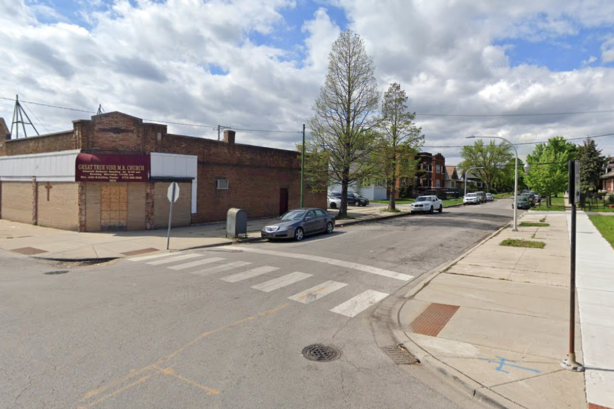 A man was fatally shot May 31, 2020, in the 1200 block of North Mason Avenue.