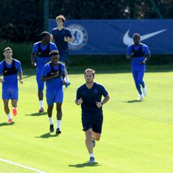 Lampard leading by example