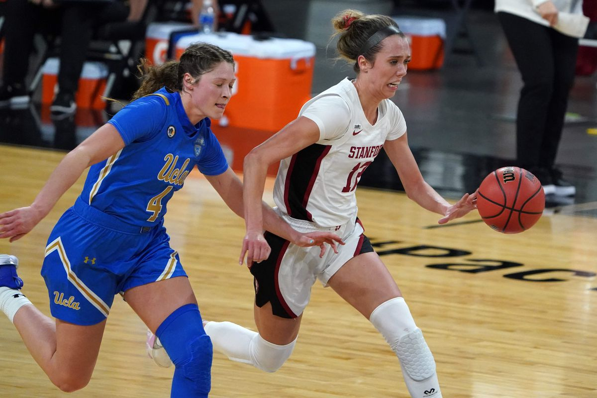NCAA Womens Basketball: PAC-12 Conference Tournament-UCLA vs Stanford