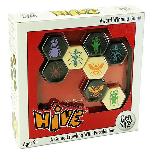 Box art for Hive