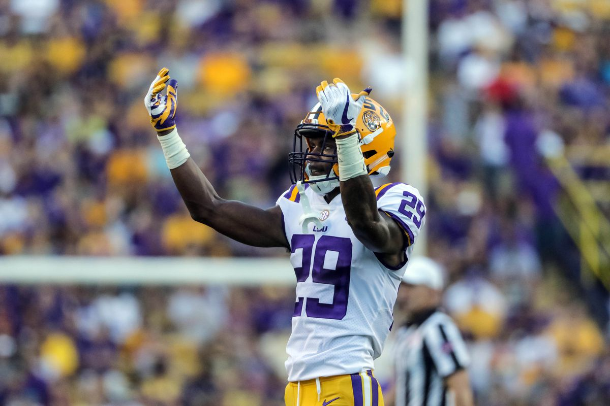 2018 Lsu Defensive Backfield Still Really Good And The Valley Shook
