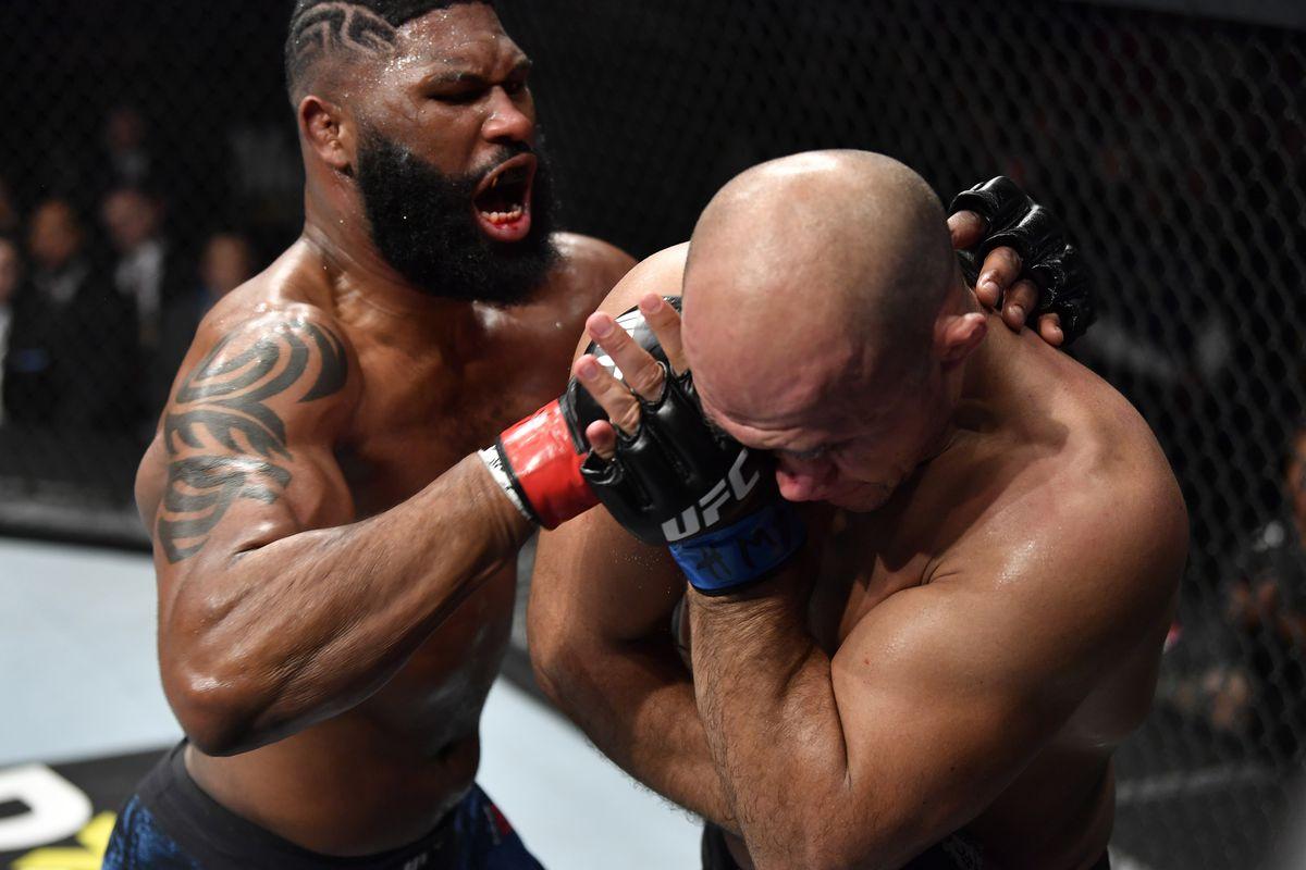 UFC Fight Night: Blaydes v Dos Santos