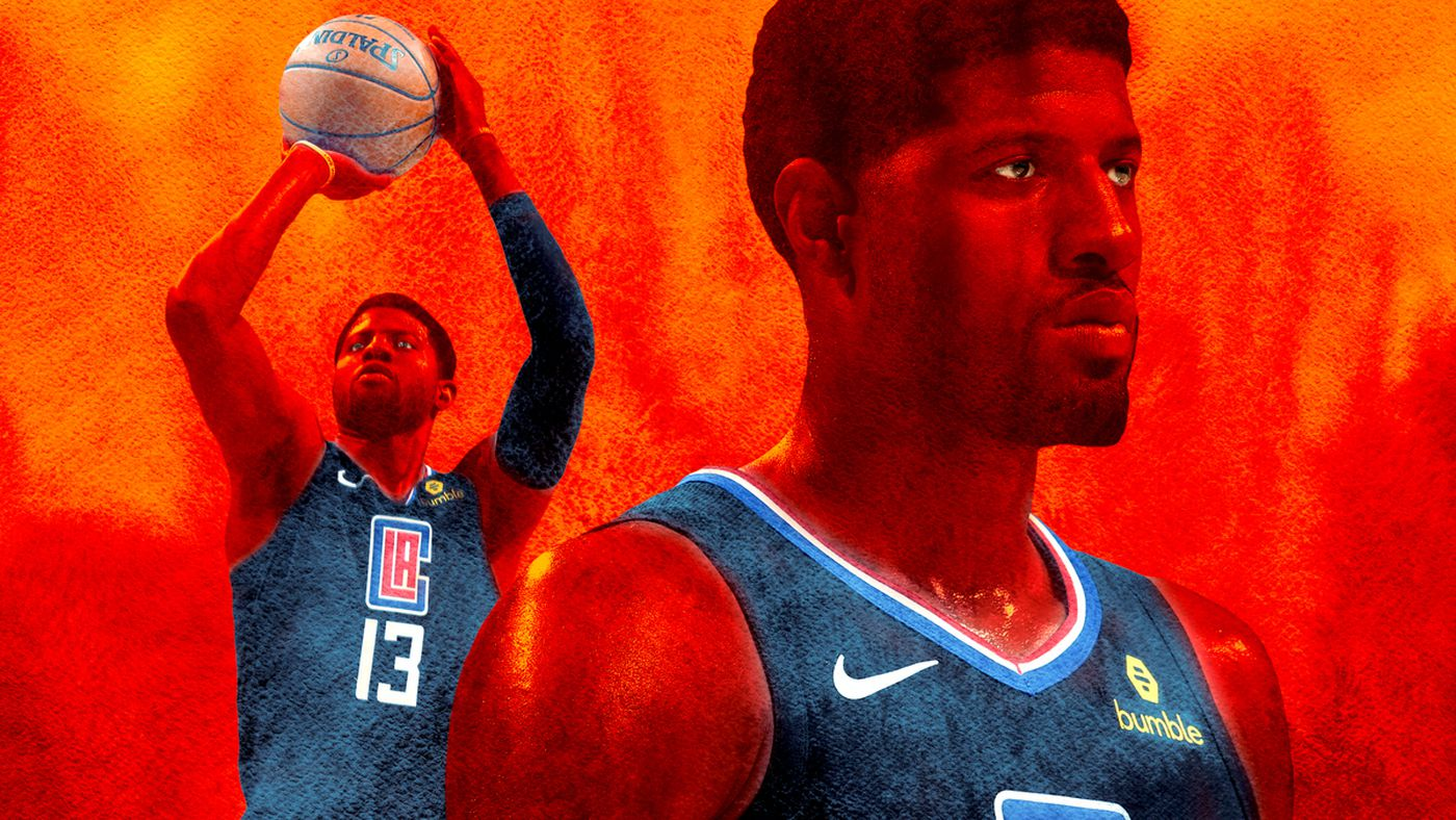 Paul George's Clippers Debut Was the Perfect NBA Re-introduction