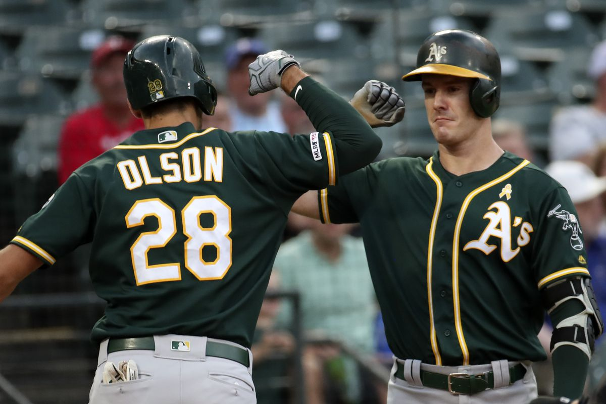 MLB win totals 2020: Oakland A's internal promotions leave
