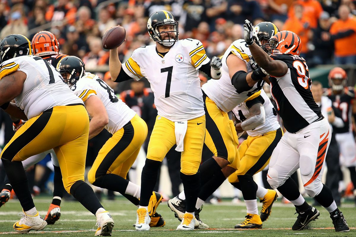 08cfd5799 Pro Bowl fan voting concludes with Steelers QB Ben Roethlisberger being  10th best in the NFL