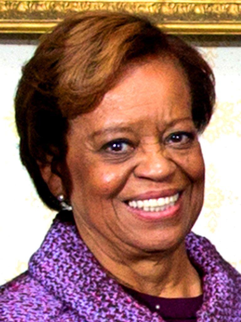 Marian Robinson