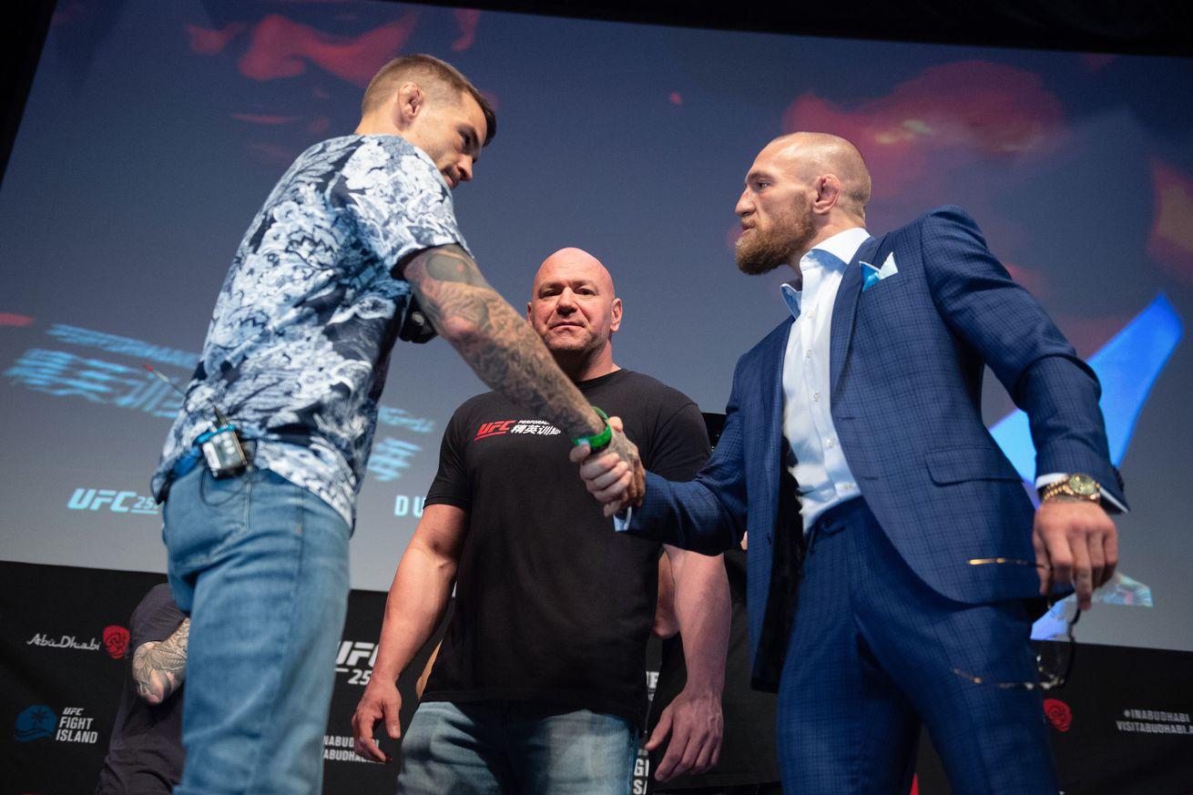 UFC 257: Press Conference