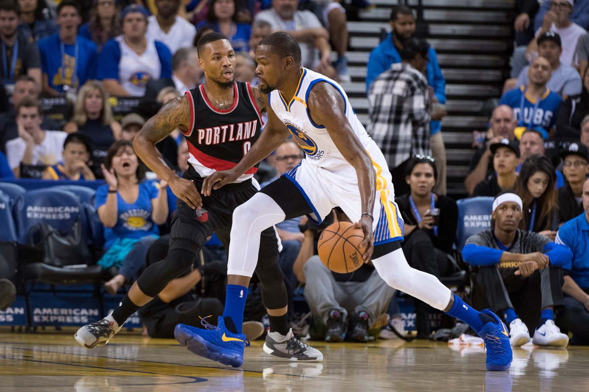 Why the Portland Trail Blazers Will Beat the Golden State Warriors ...
