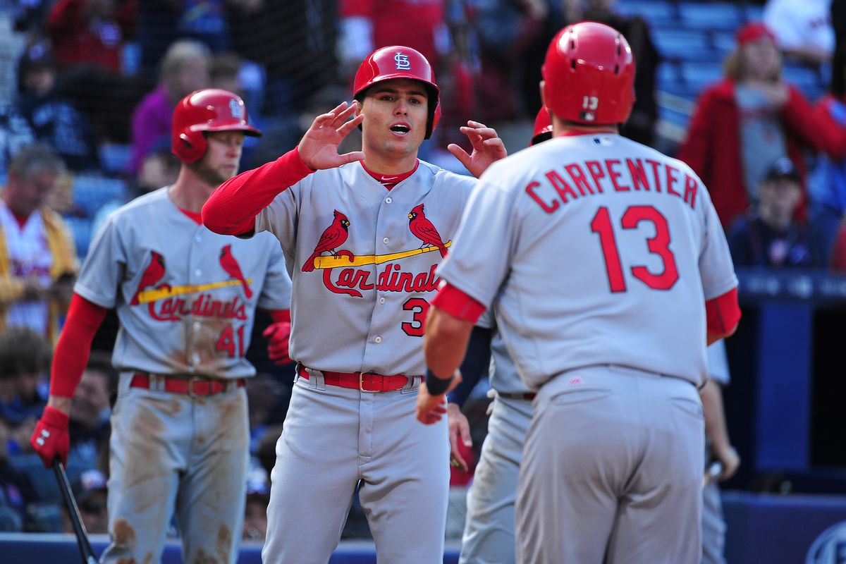 the cardinals have the fifth youngest roster in major league