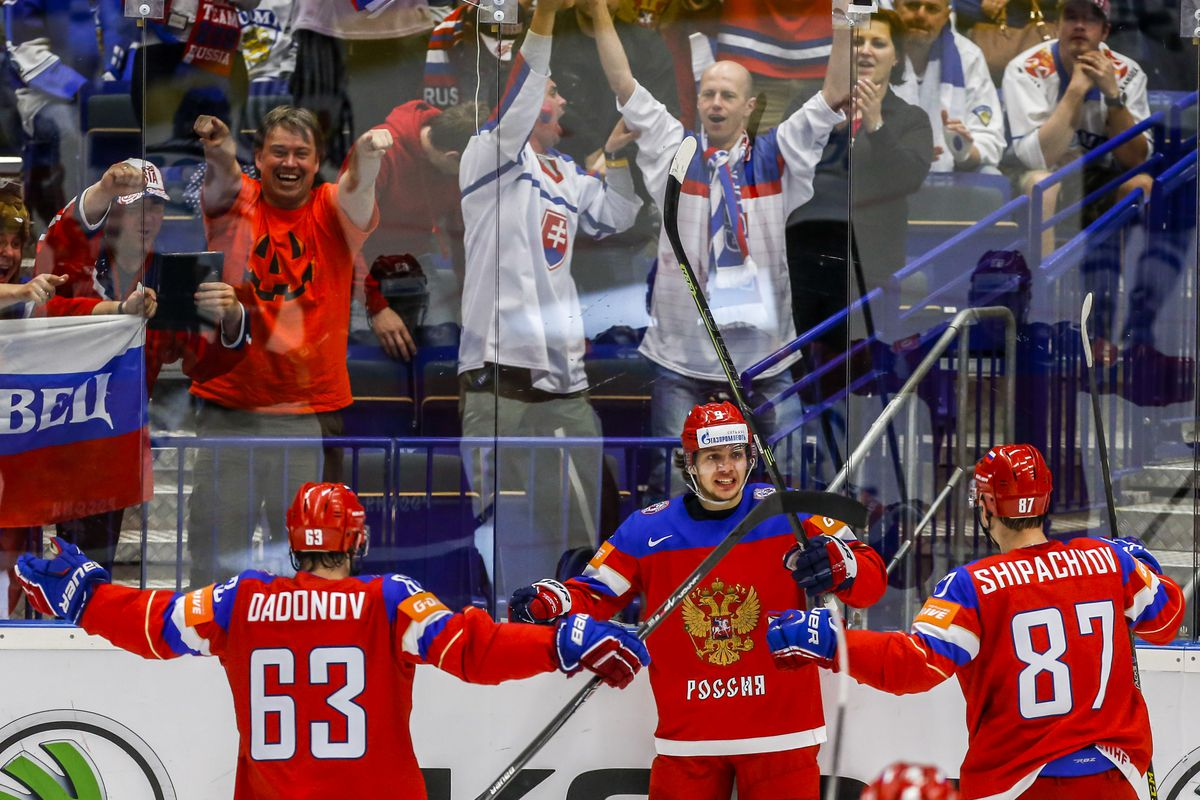 Finland v Russia - 2015 IIHF Ice Hockey World Championship