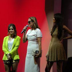 Kendall, still standing!