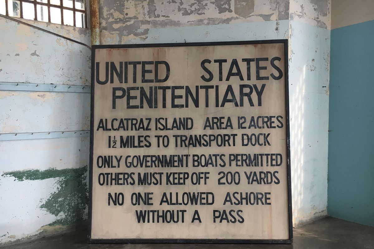 Alcatraz Remains Open During Government Shutdown Curbed Sf