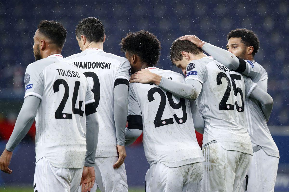 RB Salzburg v FC Bayern Muenchen: Group A - UEFA Champions League