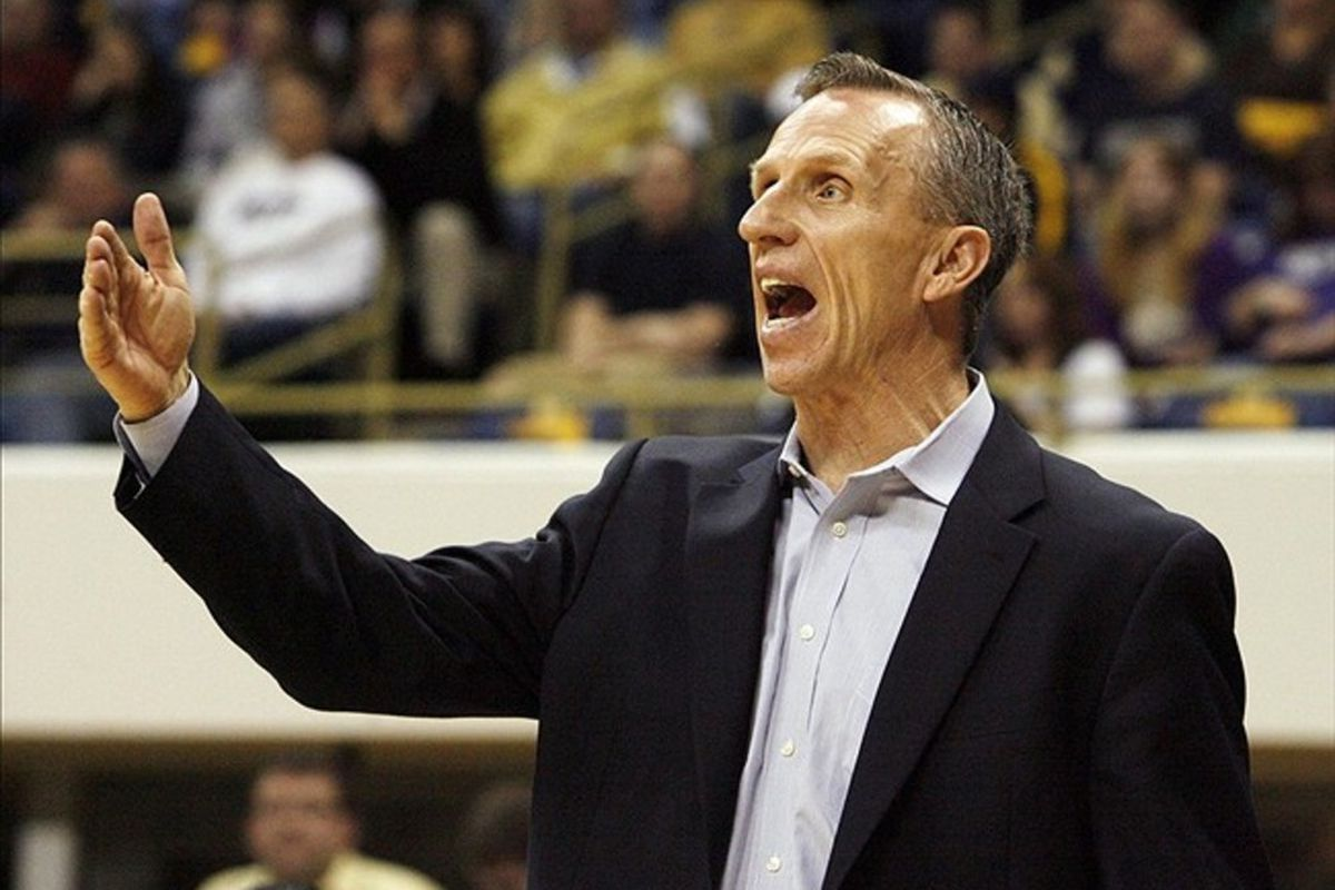 Mike Dunlap was dropped from consideration for the Charlotte Bobcats head coaching job.