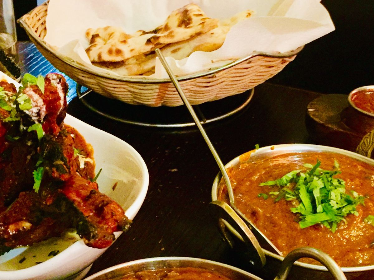 Masala lamb chops and feisty curries at one of the best north Indian restaurants in London, African Queen