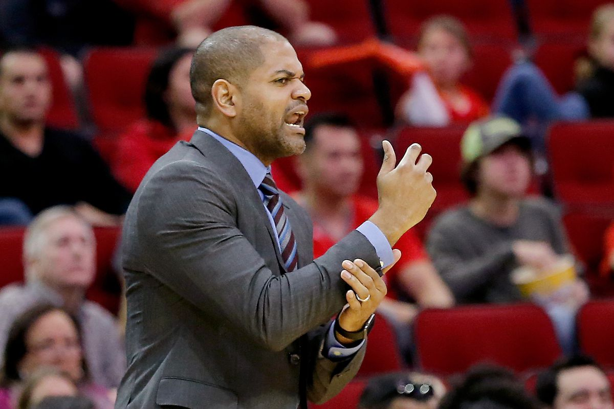 """Bickerstaff called the Rockets """"a broken team"""" after a loss to the Trailblazers"""