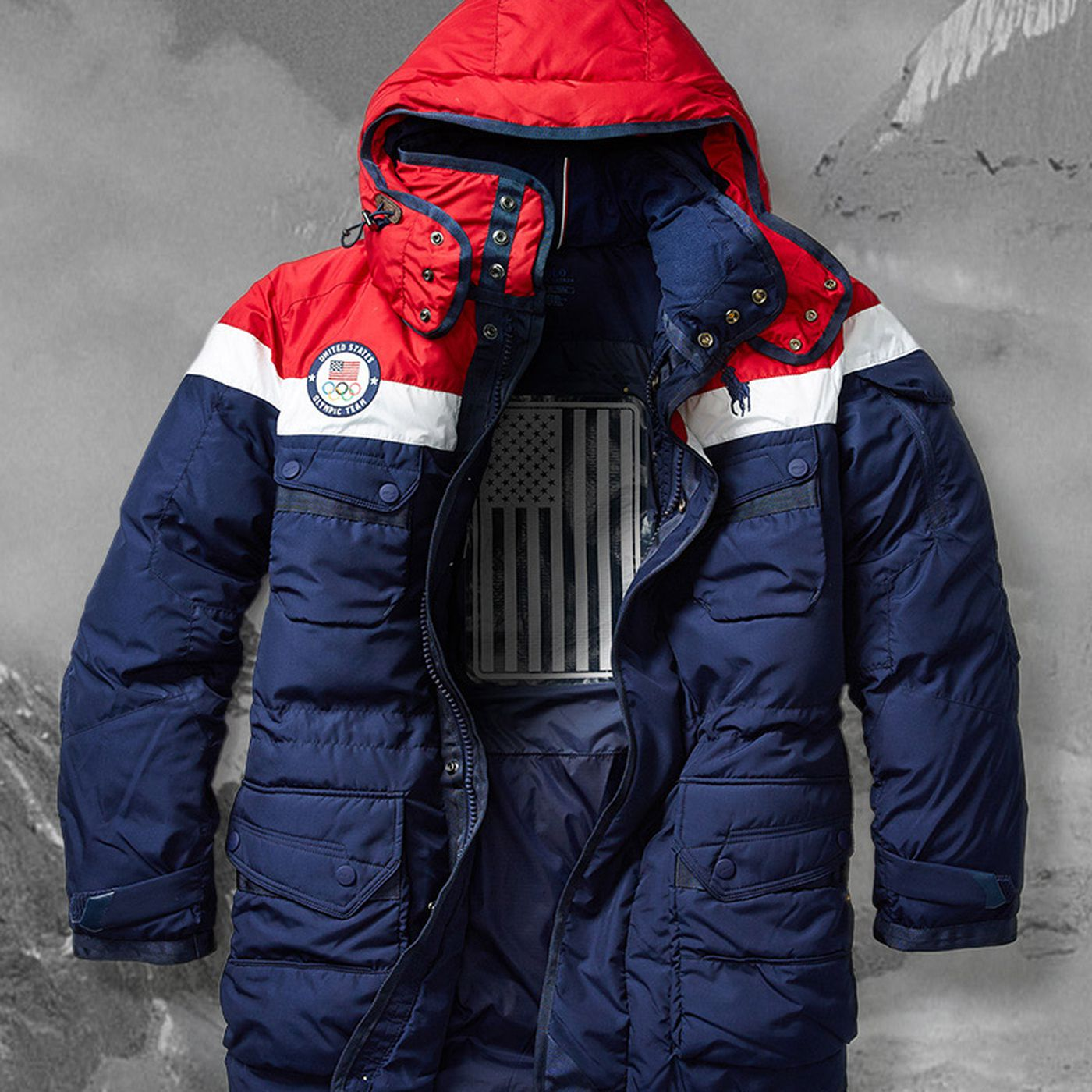 How Much Do Team Usa Olympic Jackets Cost Sbnationcom