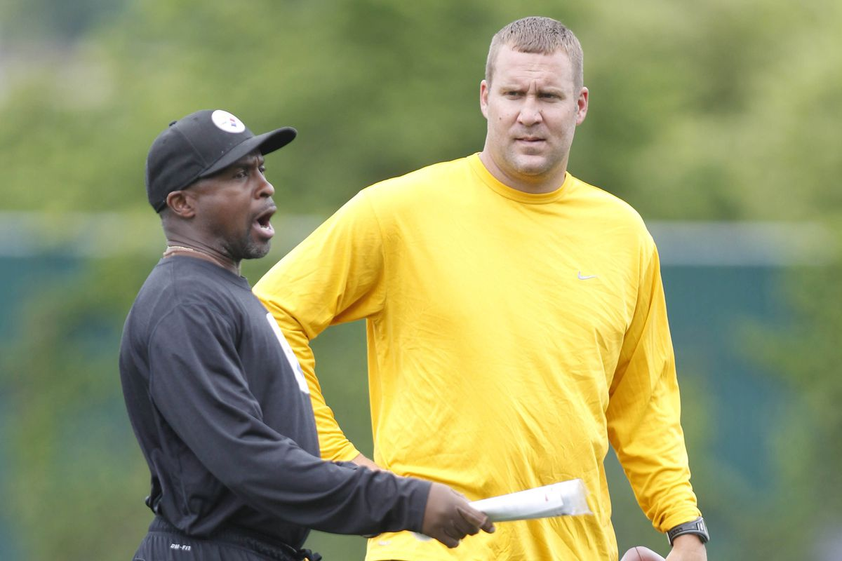 Former Steelers RBs coach Kirby Wilson a candidate for Jaguars open  offensive coordinator position - Behind the Steel Curtain