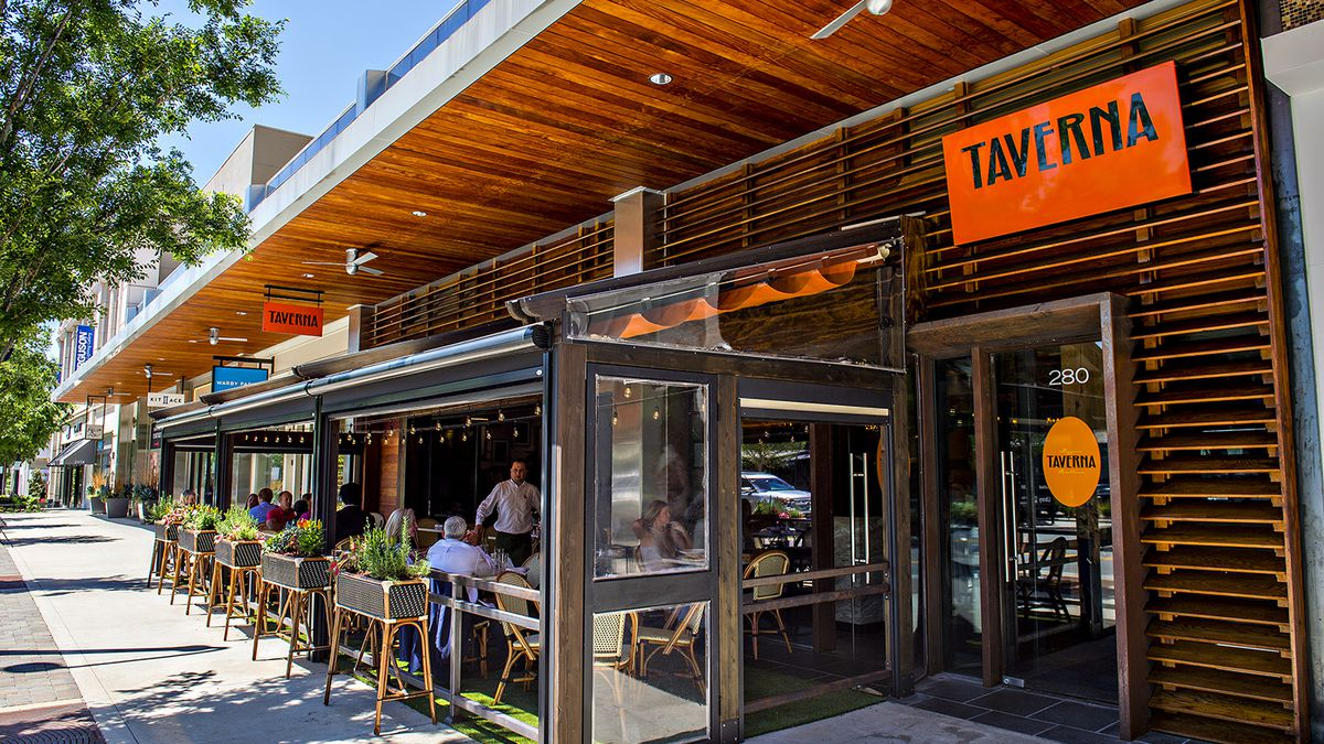 Inside Taverna A New Buckhead Destination For Italian