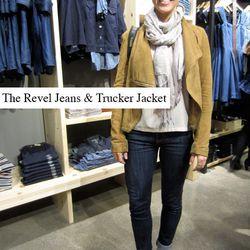 Lauren Johnson, Levi's Brand Marketing for the Americas