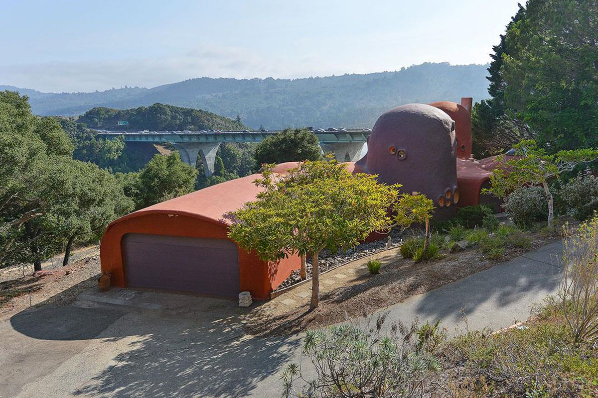 last week we reported that the flintstone house hit the market for 42 million this week we take you inside the unique hillsborough home and its more - Flintstone House