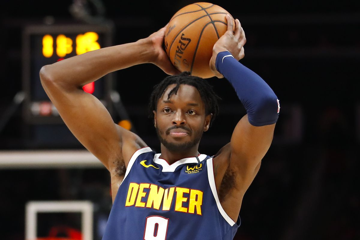Denver Nuggets v Atlanta Hawks