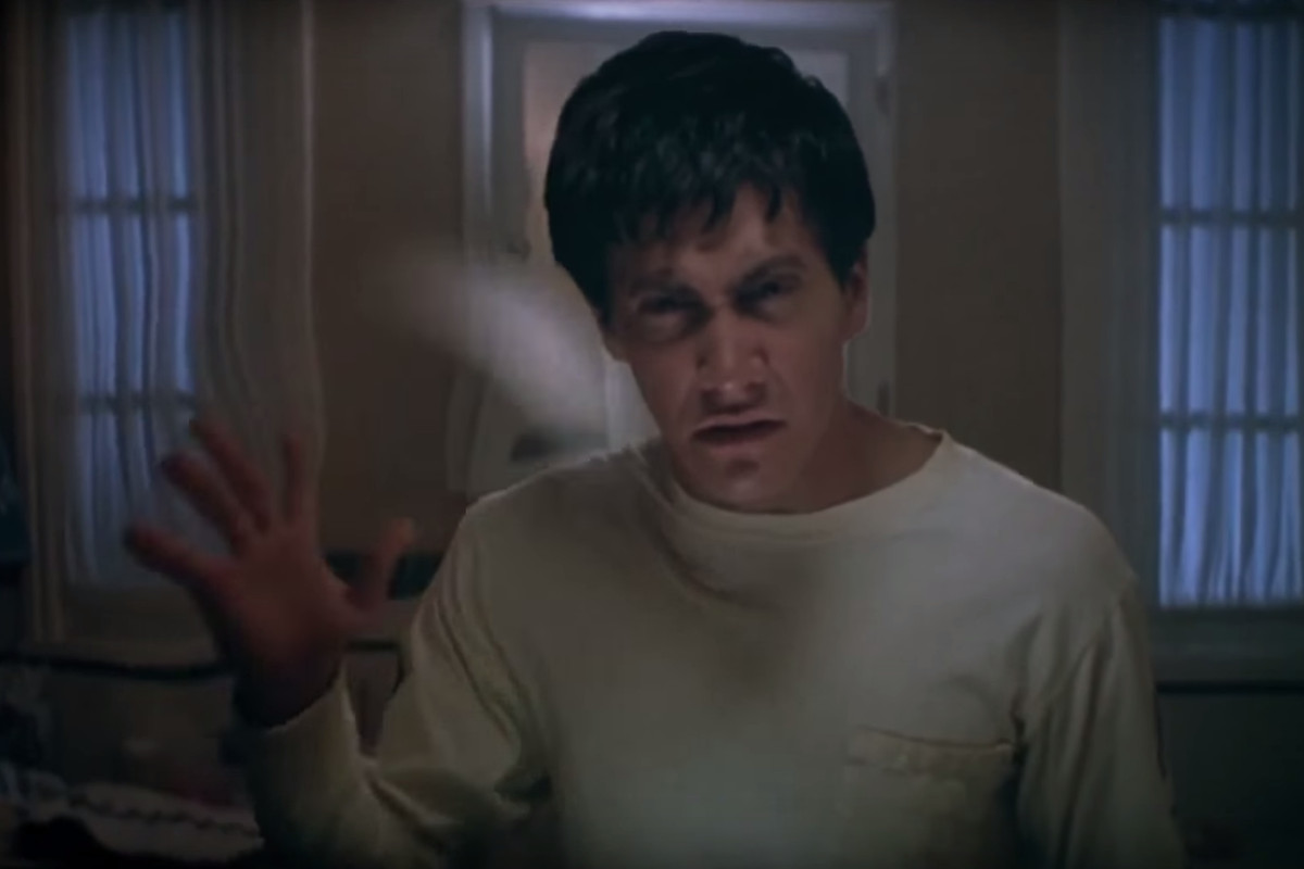 Donnie Darko, the 2001 cult classic sci-fi film with incredible historical  significance (it jump-started the career of the world's most talented  living ...