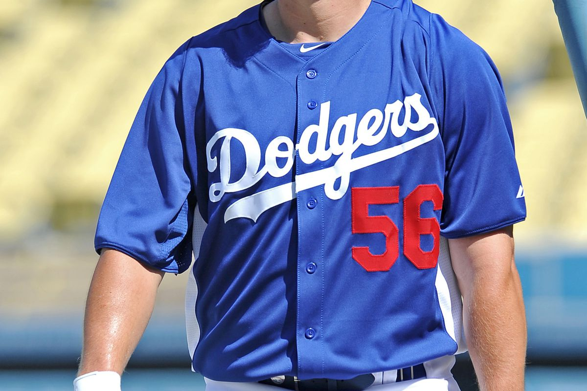 Joe Blanton is the 462nd pitcher to start a game for the Dodgers, and the 168th to start for the Los Angeles Dodgers.