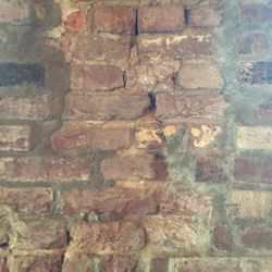 Exposed brick wall #4
