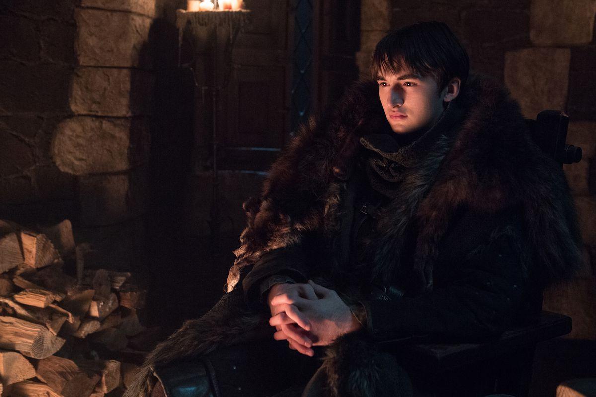 Game of Thrones season 8 - Bran Stark, the Three-Eyed Raven