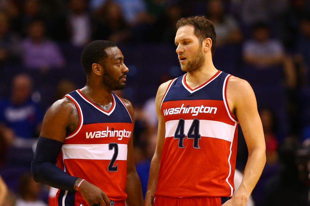 NBA: Washington Wizards at Phoenix Suns