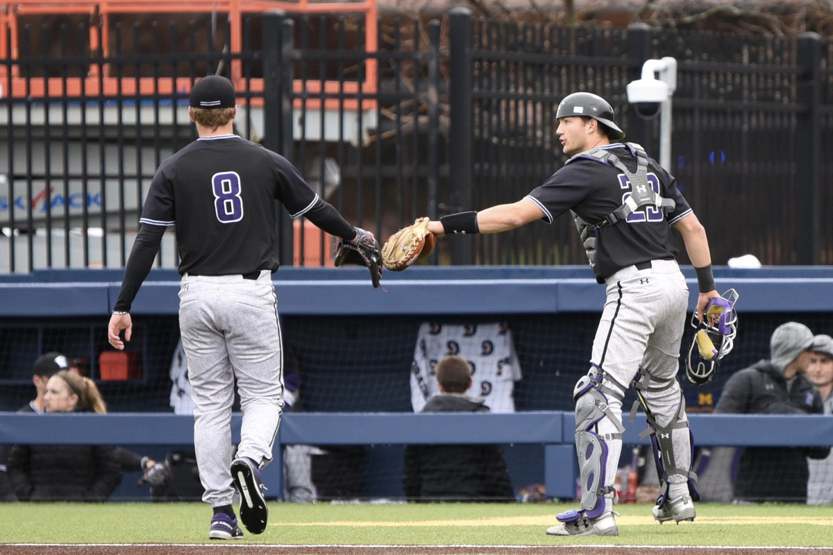 Baseball: NU's Big Ten Tournament chances take a hit